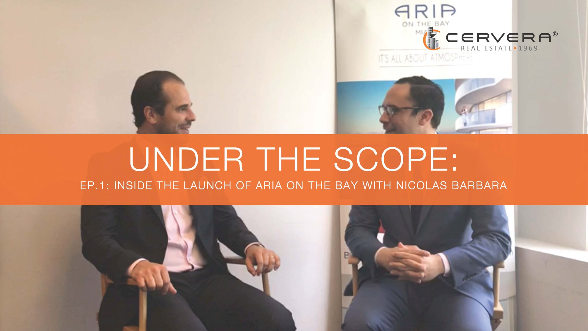 Under the Scope: Inside the Launch of Aria on the Bay